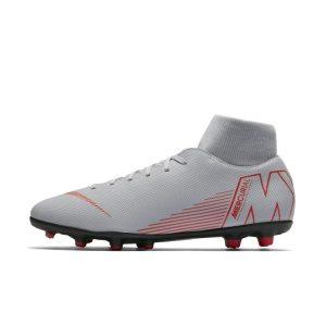 Scarpa da calcio multiterreno Nike Mercurial Superfly VI Club - Grigio