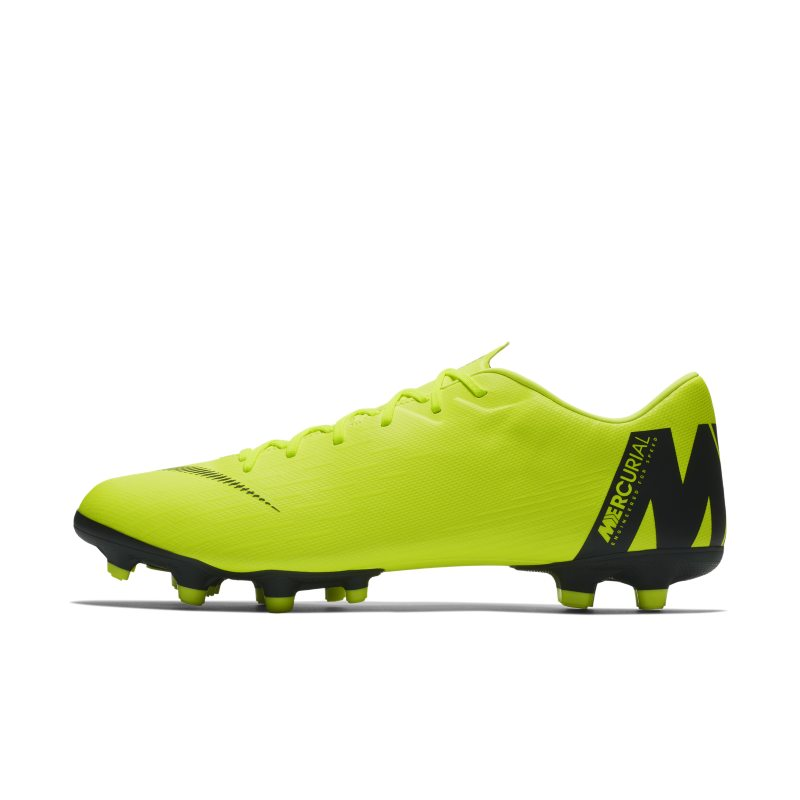 Scarpa da calcio multiterreno Nike Mercurial Vapor XII Academy - Giallo