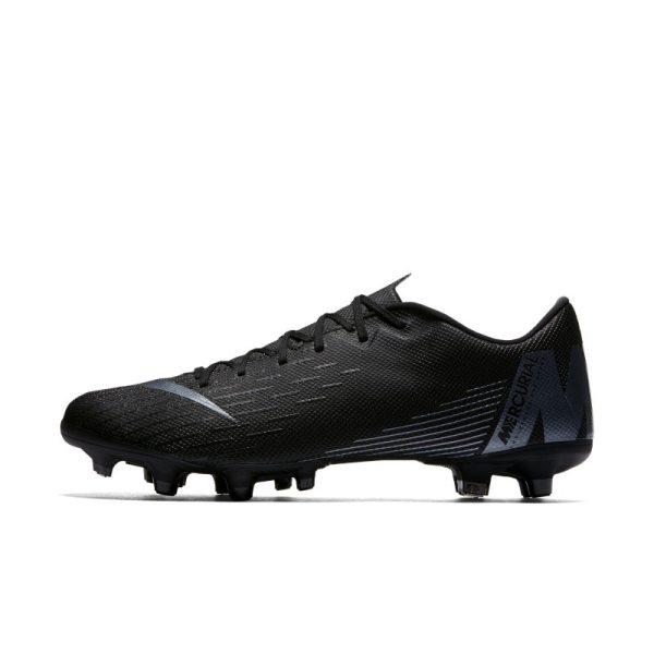 Scarpa da calcio multiterreno Nike Mercurial Vapor XII Academy - Nero
