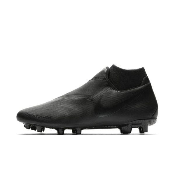 Scarpa da calcio multiterreno Nike Phantom Vision Academy Dynamic Fit - Nero