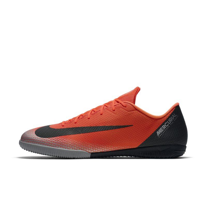 Scarpa da calcio per campi indoor Nike MercurialX Vapor XII Academy CR7 - Red