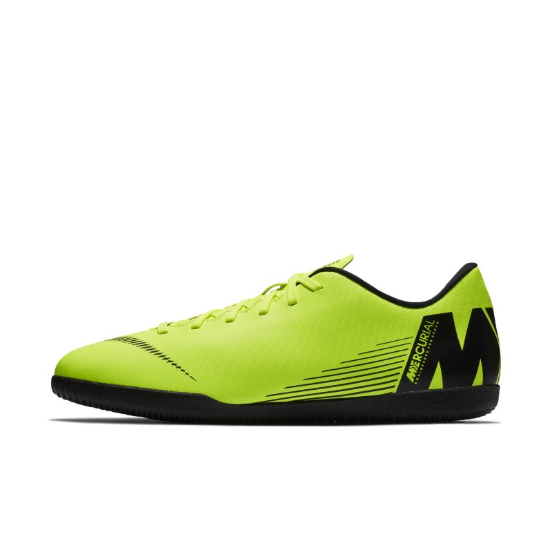 Scarpa da calcio per campi indoor Nike MercurialX Vapor XII Club IC - Giallo