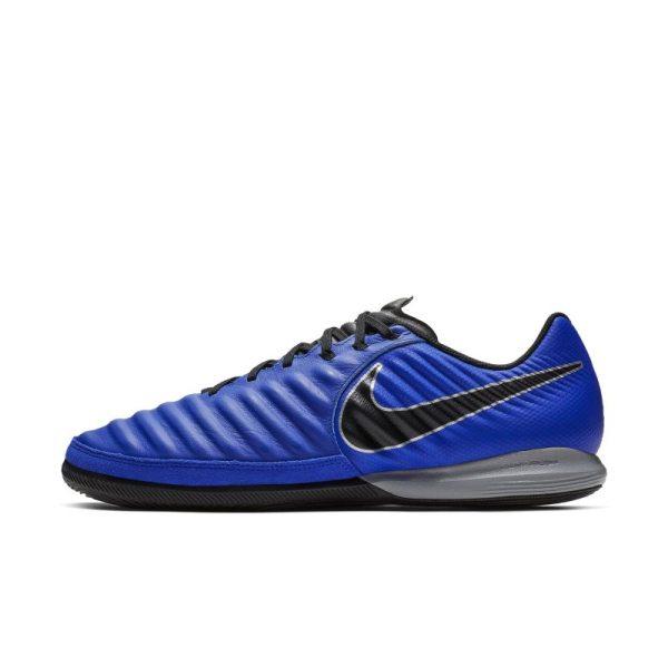 Scarpa da calcio per campo indoor Nike TiempoX Lunar Legend VII Pro - Blu