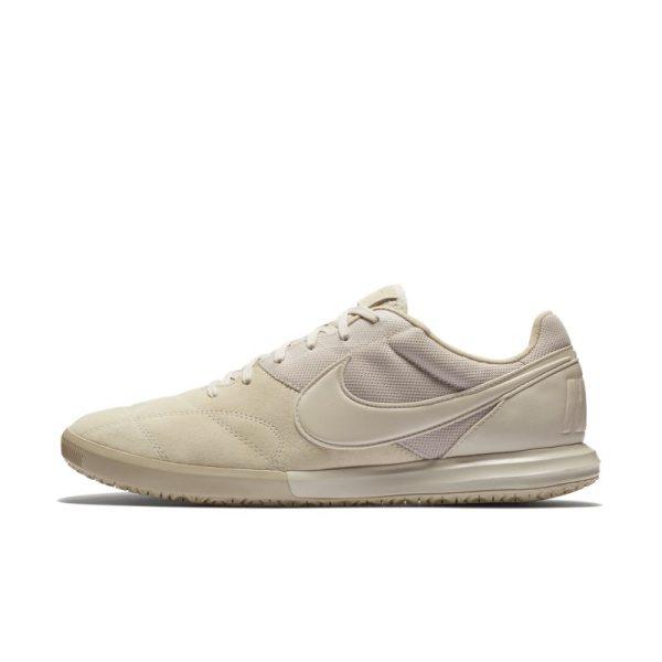 Scarpa da calcio per campo indoor/cemento Nike Tiempo Premier II Sala - Cream