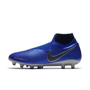 Scarpa da calcio per erba artificiale Nike Phantom Vision Elite Dynamic Fit - Blu