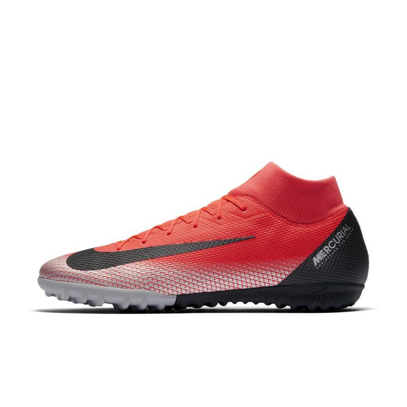 Scarpa da calcio per erba artificiale/sintetica CR7 SuperflyX 6 Academy - Red
