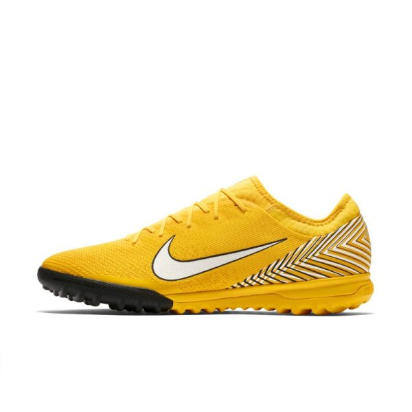 Scarpa da calcio per erba artificiale/sintetica Nike Mercurial Vapor XII Pro Neymar Jr - Giallo