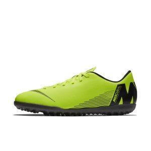 Scarpa da calcio per erba sintetica Nike MercurialX Vapor XII Club - Giallo