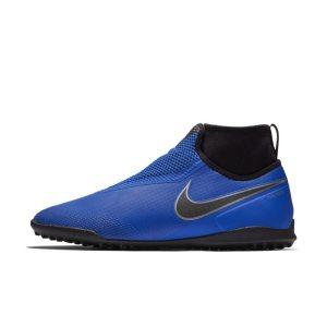 Scarpa da calcio per erba sintetica Nike Phantom Vision Pro Dynamic Fit - Blu