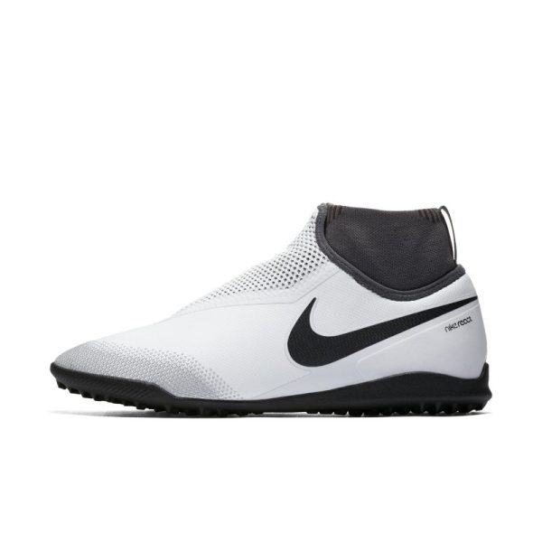 Scarpa da calcio per erba sintetica Nike Phantom Vision Pro Dynamic Fit - Silver