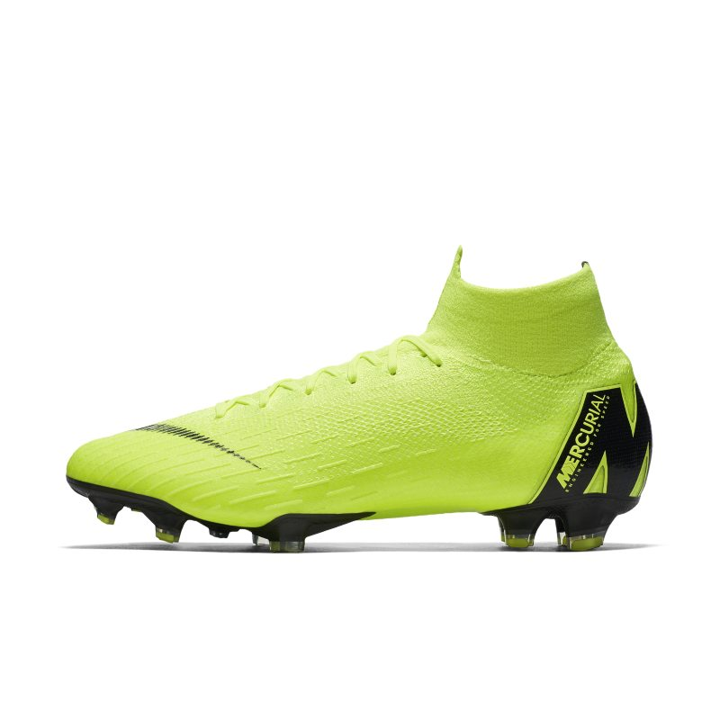 Scarpa da calcio per terreni duri Nike Mercurial Superfly 360 Elite - Giallo