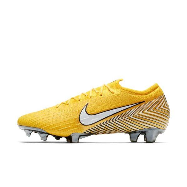 Scarpa da calcio per terreni duri Nike Mercurial Vapor 360 Elite Neymar Jr - Giallo
