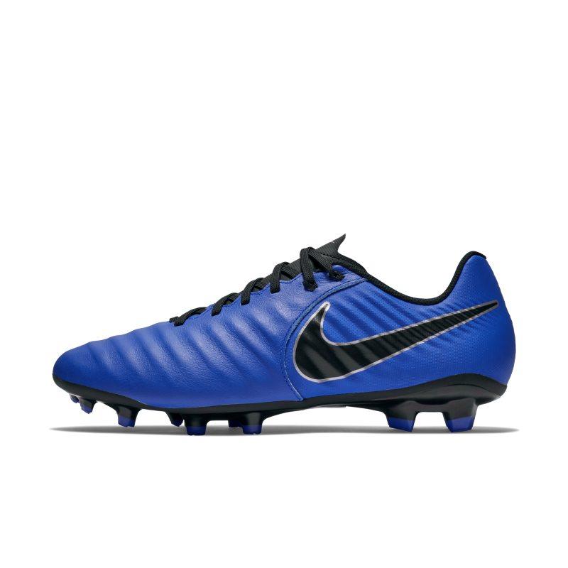Scarpa da calcio per terreni duri Nike Tiempo Legend VII Academy - Blu