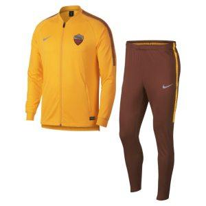 Tuta da calcio A.S. Roma Dri-FIT Squad - Uomo - Gold