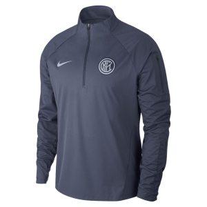 Maglia da calcio per allenamento Nike Shield Inter Squad - Uomo - Blu