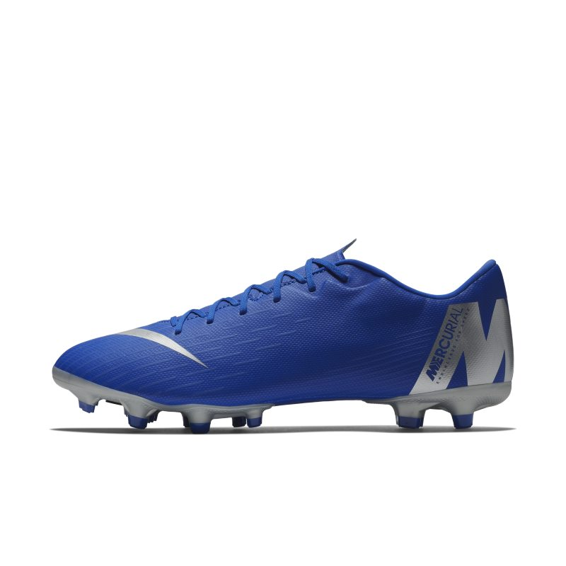 Scarpa da calcio multiterreno Nike Vapor 12 Academy MG Blu Scarpini