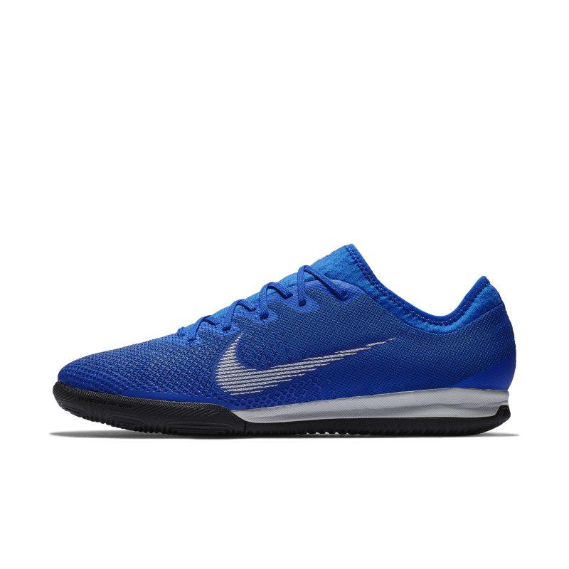 Scarpa da calcio per campi indoor Nike MercurialX Vapor XII Pro - Blu