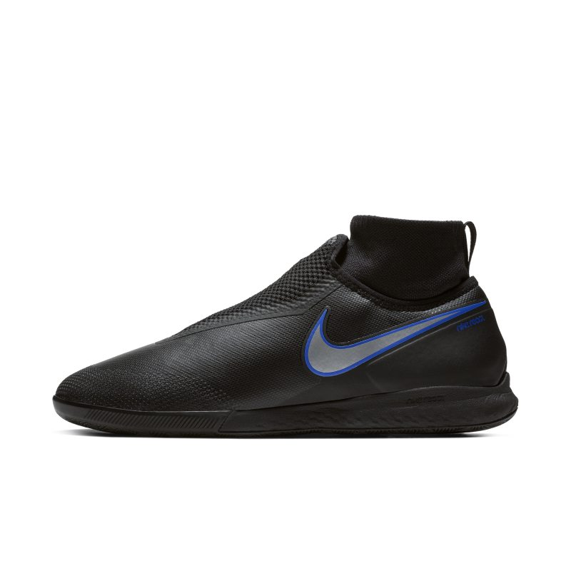 Scarpa da calcio per campo indoor/cemento Nike React Phantom Vision Pro Dynamic Fit - Nero
