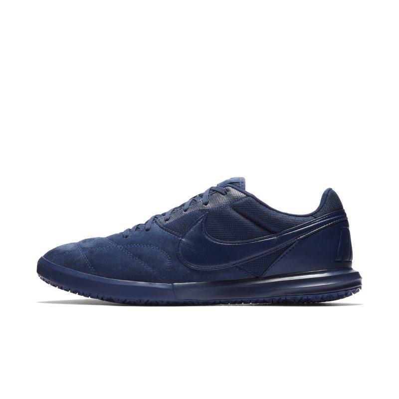 Scarpa da calcio per campo indoor/cemento Nike Tiempo Premier II Sala - Blu