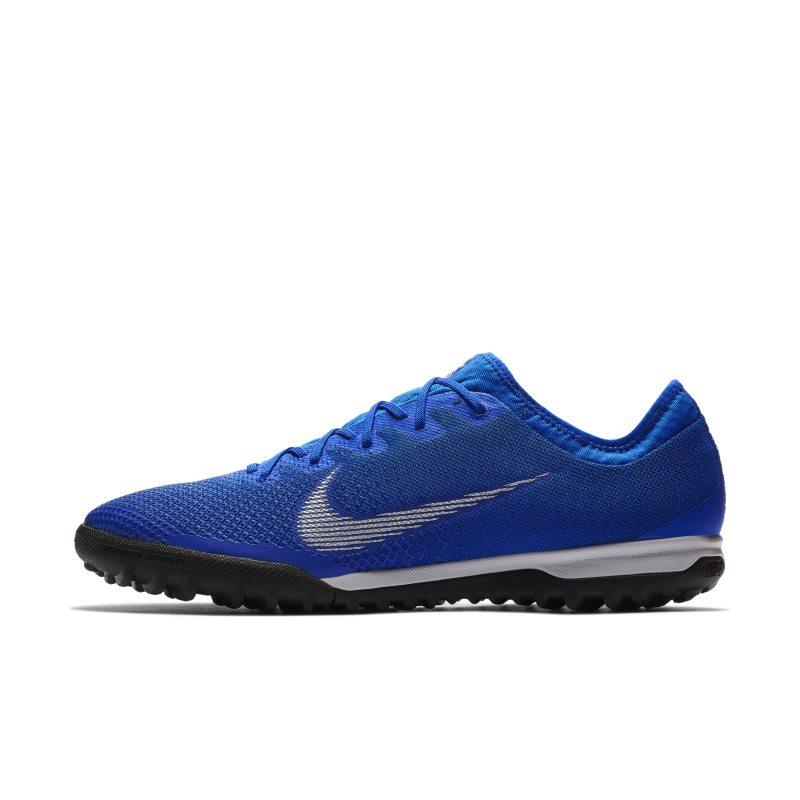 Scarpa da calcio per erba sintetica Nike MercurialX Vapor XII Pro TF - Blu
