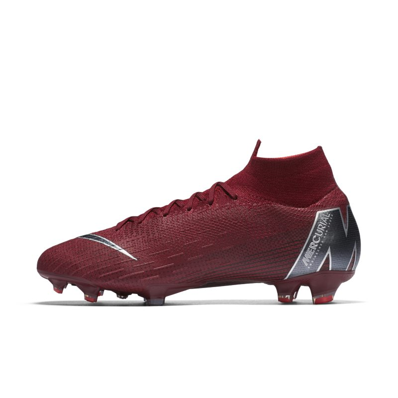 Scarpa da calcio per terreni duri Nike Mercurial Superfly 360 Elite - Red
