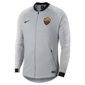 Giacca da calcio A.S. Roma Anthem - Uomo - Grigio
