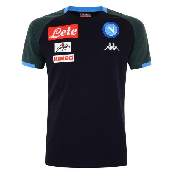 Kappa - Napoli T-shirt Ufficiale 2018-19