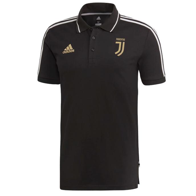 adidas - Juventus Polo Ufficiale 2018-19 Nera / Bianca