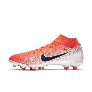 Scarpa da calcio multiterreno Nike Mercurial Superfly 6 Academy MG - Arancione