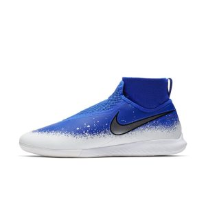 Scarpa da calcio per campi indoor/cemento Nike React Phantom Vision Pro Dynamic Fit IC - Blu
