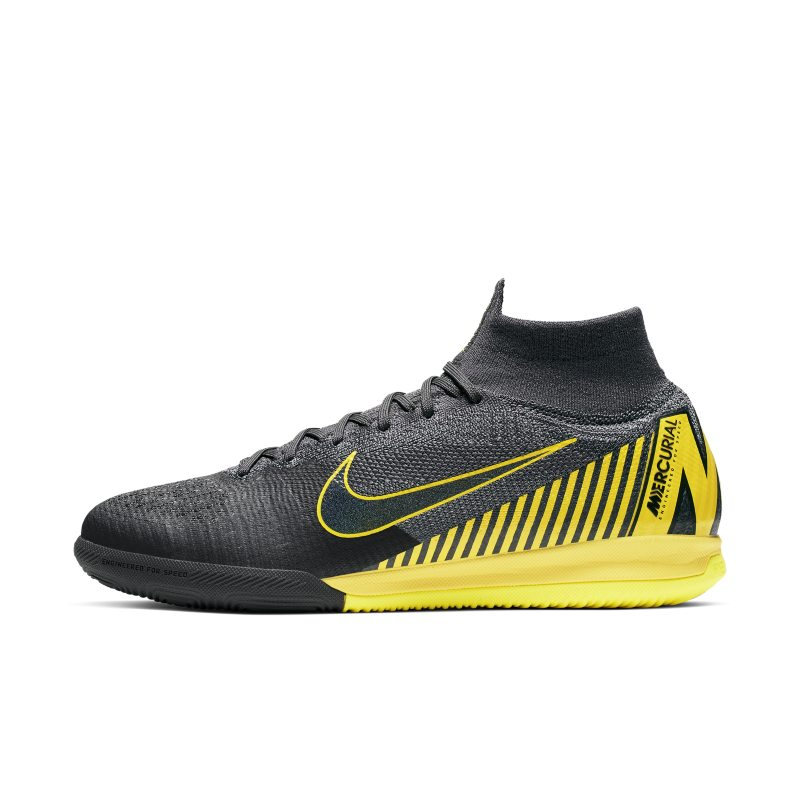 Scarpa da calcio per campo indoor/cemento Nike SuperflyX 6 Elite IC Game Over - Uomo - Nero