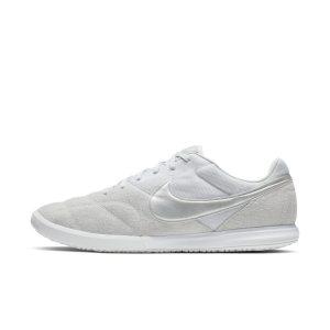 Scarpa da calcio per campo indoor/cemento Nike Tiempo Premier II Sala - Silver