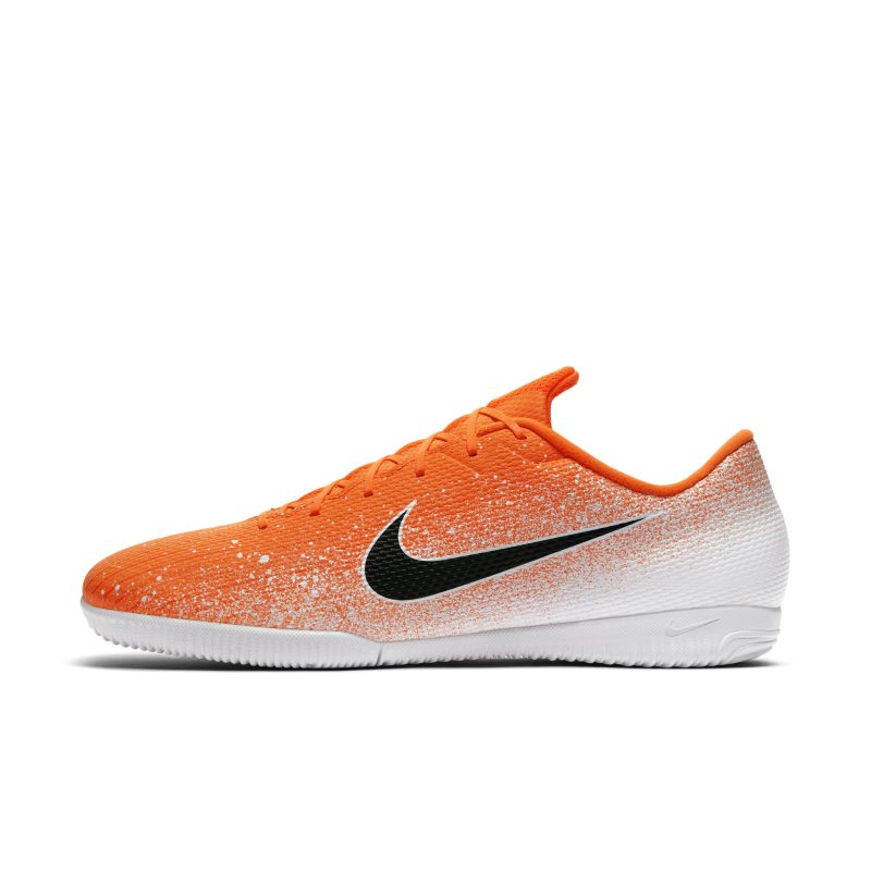 Scarpa da calcio per campo indoor/cemento Nike VaporX 12 Academy IC - Arancione