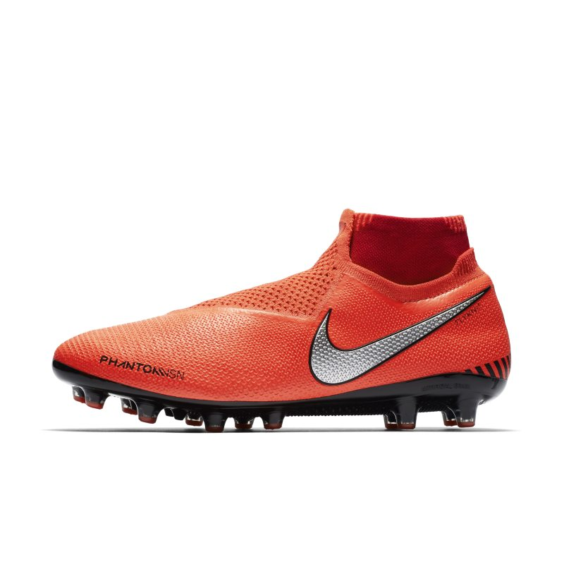 Scarpa da calcio per erba artificiale Nike Phantom Vision Elite Dynamic Fit - Red