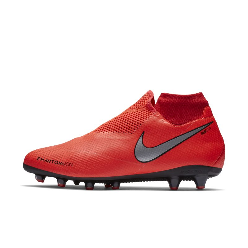 Scarpa da calcio per erba artificiale Nike Phantom Vision Pro Dynamic Fit AG-PRO - Red