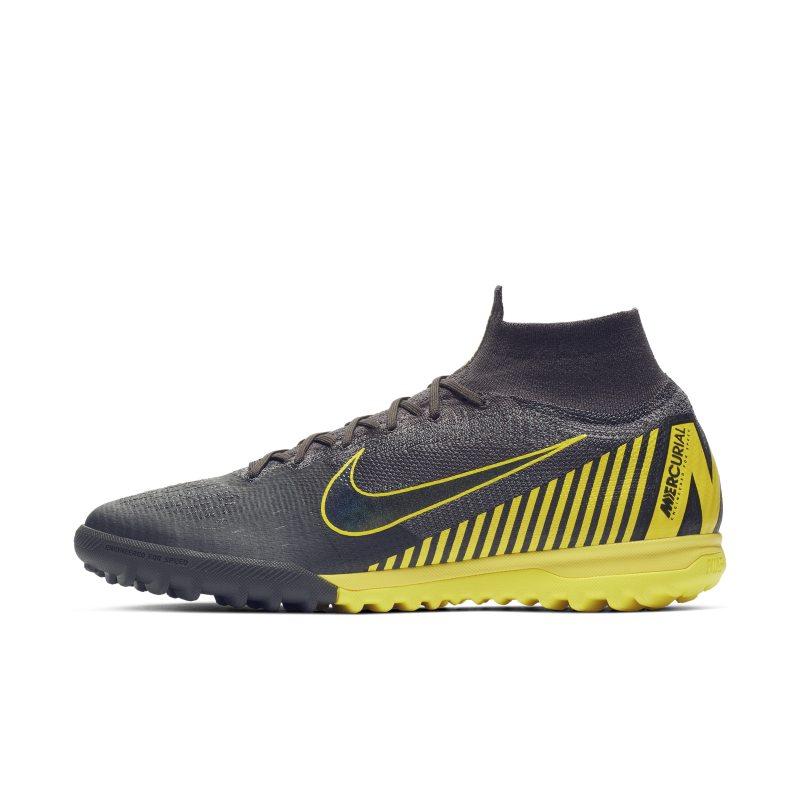 Scarpa da calcio per erba artificiale/sintetica Nike SuperflyX 6 Elite TF Game Over - Nero