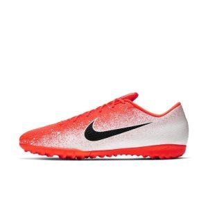 Scarpa da calcio per erba artificiale/sintetica Nike VaporX 12 Academy TF - Arancione