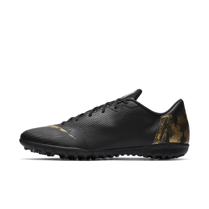 Scarpa da calcio per erba artificiale/sintetica Nike VaporX 12 Academy TF - Nero