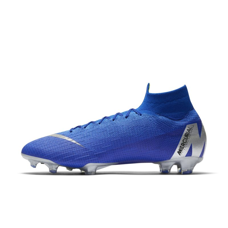 Scarpa da calcio per terreni duri Nike Superfly 6 Elite FG - Blu