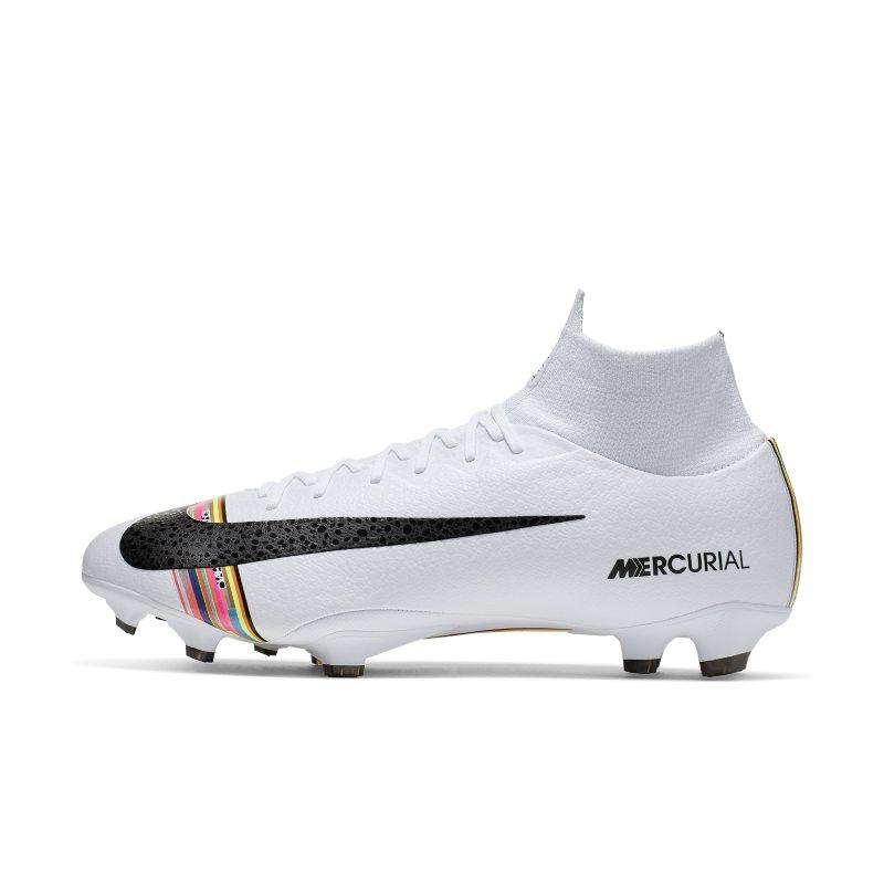 Scarpa da calcio per terreni duri Nike Superfly 6 Pro LVL UP FG - Silver