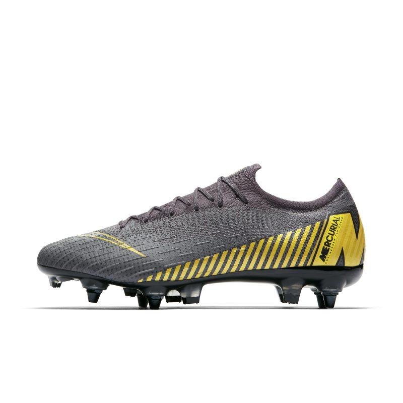 Scarpa da calcio per terreni morbidi Nike Mercurial Vapor 360 Elite SG PRO Anti Clog Grigio Scarpini