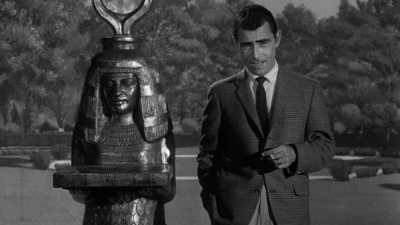 twilight zone queen of the nile