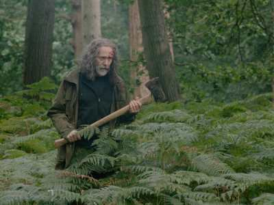 in the earth movie, fungal horror