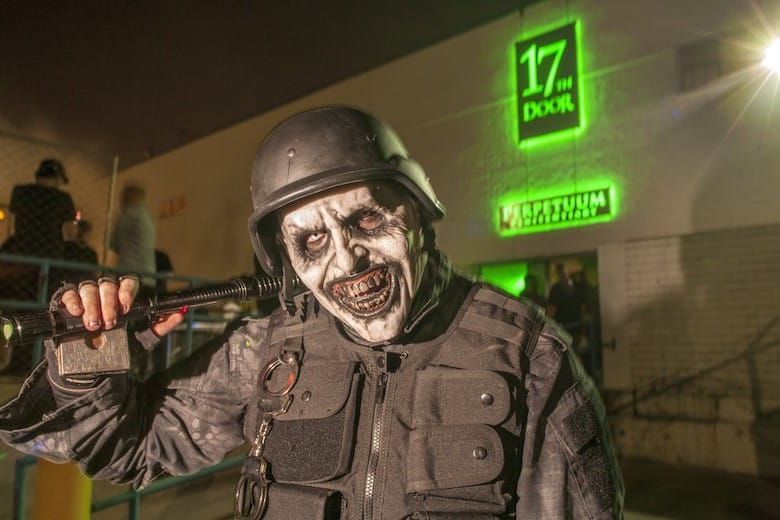 scariest haunted houses in america