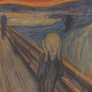 the scream painting by munch