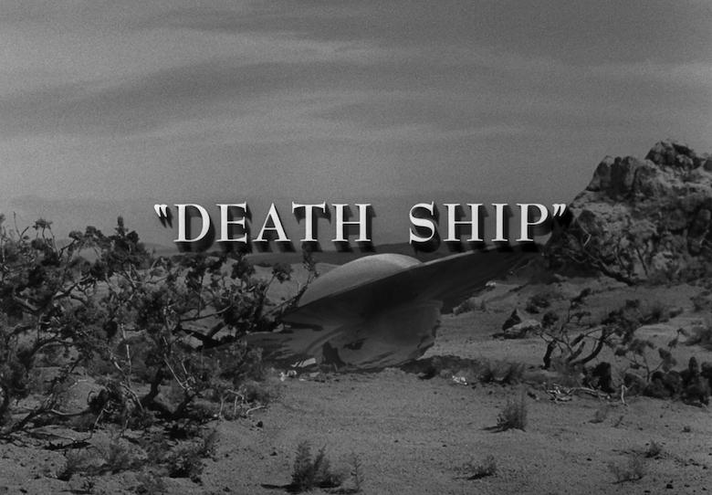 twilight zone death ship