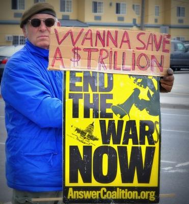 End war now
