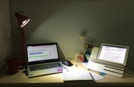 come studiare di notte e stare svegli