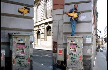 il Cacciatore di Graffiti - Augusto De Luca