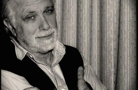 Luciano De Crescenzo - foto Augusto De Luca